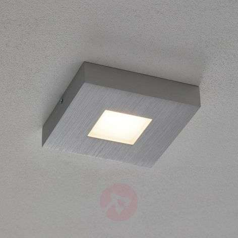 Cubus - square LED ceiling light, dimmable