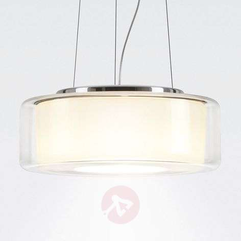Curling - masterly LED designer hanging light