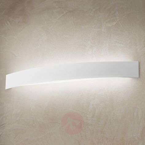 Curved Curve LED wall light in white-6042236-31