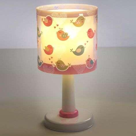 Cute children's room table lamp Birds-2507373-31