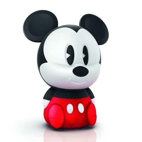 Cute LED children's table lamp Mickey with battery