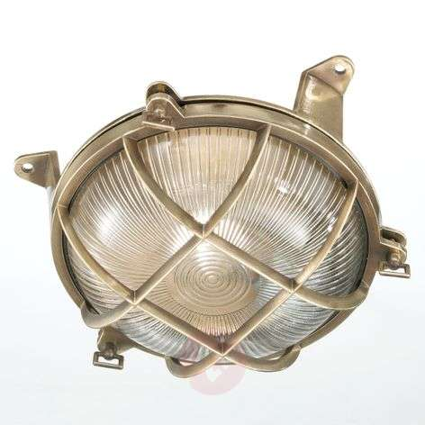 Darsena - Round ceiling light for outdoor areas