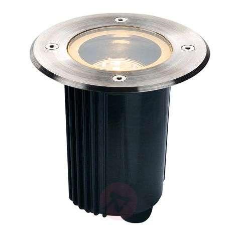 DASAR 115 GU 10 Round recessed ground lamp
