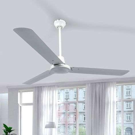 Dawinja three-blade, white ceiling fan-4018099-311
