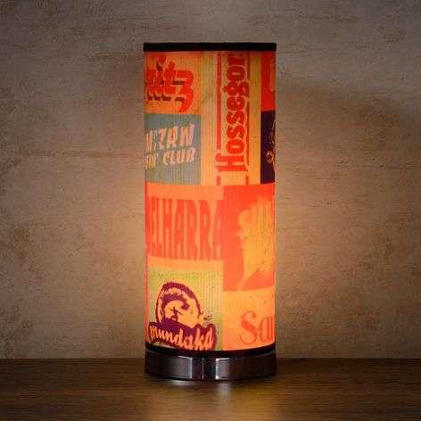 Decorative Che table lamp