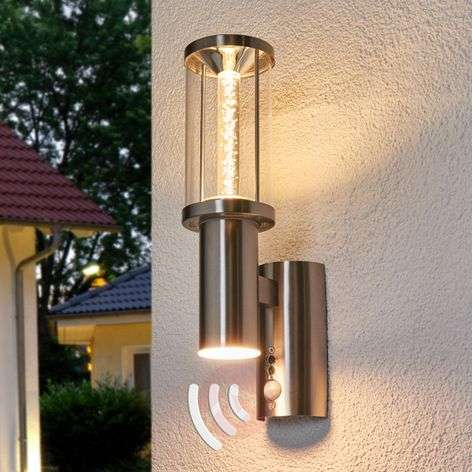 Decorative LED outdoor light Trono Stick with PIR-3000529-31