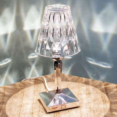 Decorative LED table lamp Battery with IP54