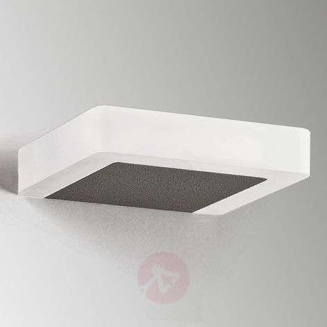 Decorative LED wall lamp Soft 14 cm concrete grey