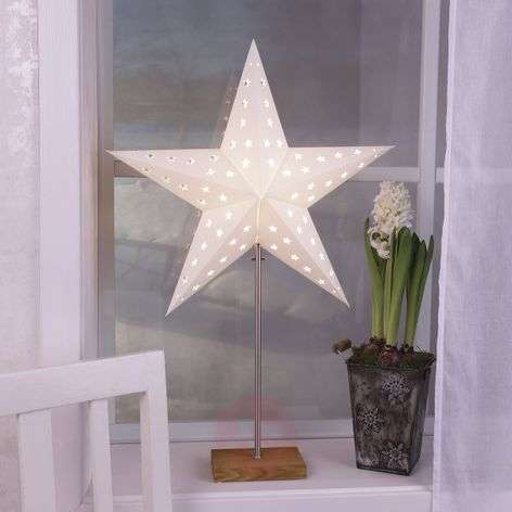 Decorative light Combi Pack - star and lampshade