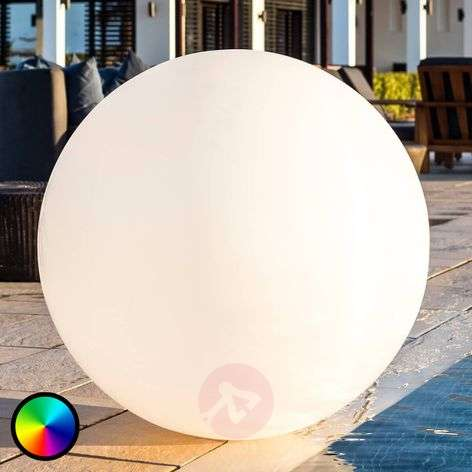 Decorative light Globe L controllable by an app-8590019-31