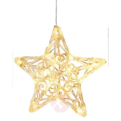 Decorative light LED acrylic star Crystal Star