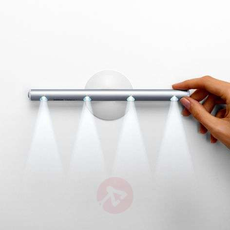 Decorative light with LEDstixx for wall or table