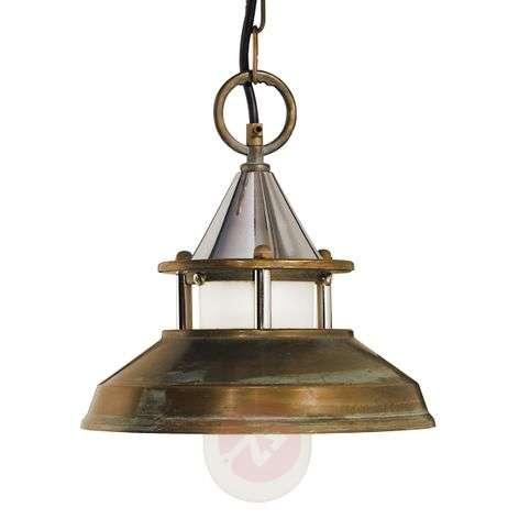 Decorative outdoor hanging light Lampara