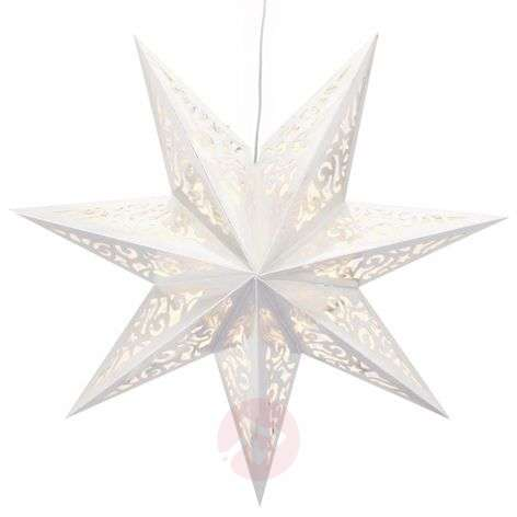 Decorative paper star Vallby, 45 cm or 75 cm