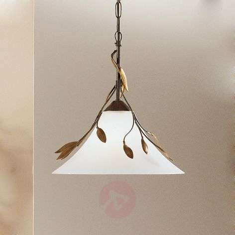 Decorative pendant light CAMPANA