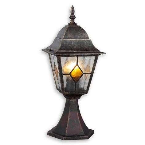 Decorative pillar light Jason
