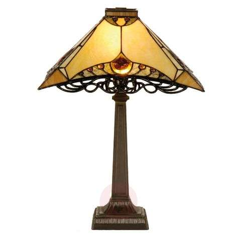 Decorative table lamp Nepomuk