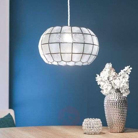 Decorative Tiffany-syle hanging light Sienna