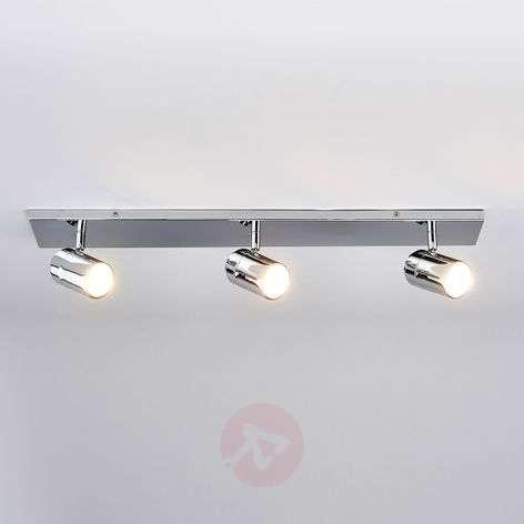 Dejan 3-bulb bathroom ceiling light
