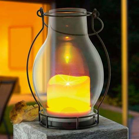 Deko Dream - effective LED solar lamp IP44