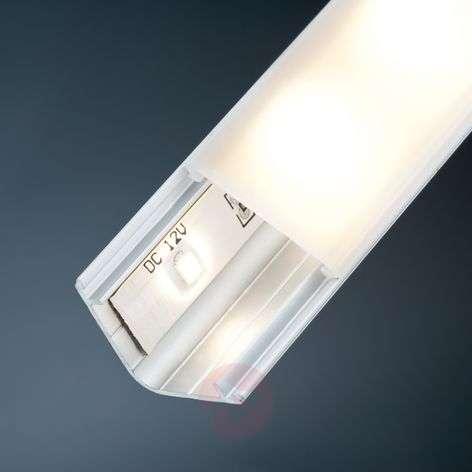Delta profile for Caja LED strip system, 5 m