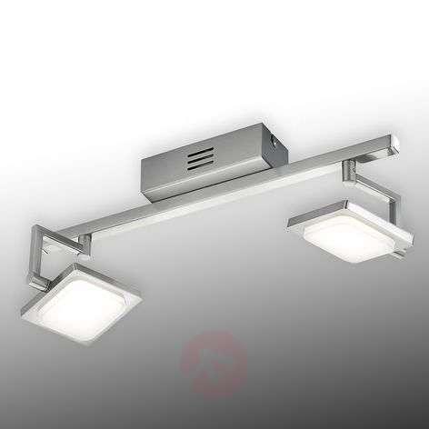 Denver - 2-bulb LED ceiling lamp