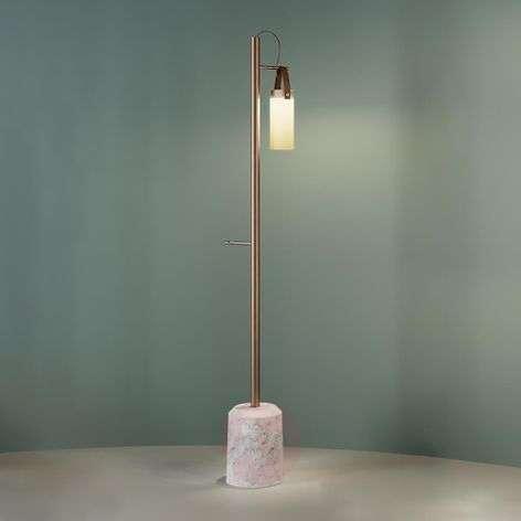 Designer LED floor lamp Galerie, 1-bulb