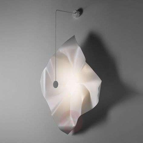 Designer LED wall light Crash