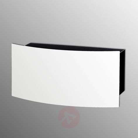 Dessau newspaper holder, pure white