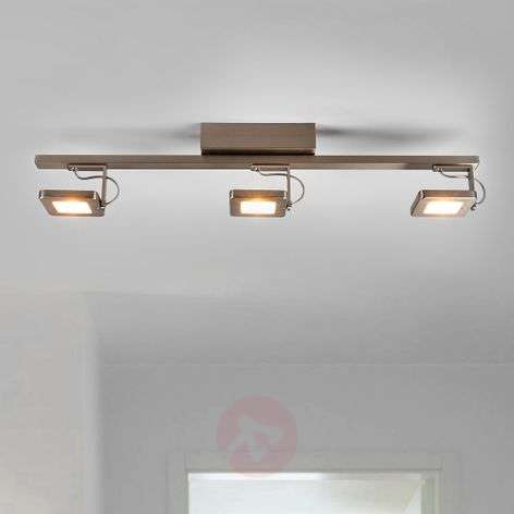 Dimmable LED ceiling lamp Kena - pivotable
