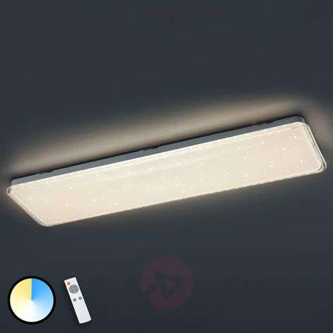 Dimmable LED ceiling light Kyoto, remote control
