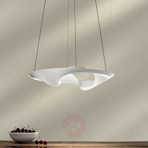 Dimmable LED hanging light Sestessa Cabrio