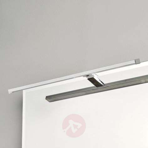 Dimmable LED mirror light EstherBiled, 50 cm long
