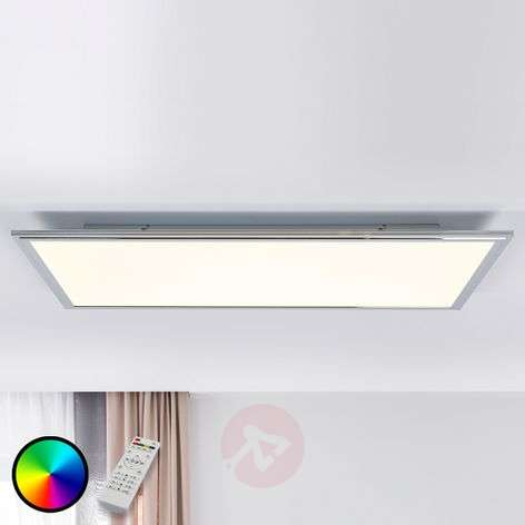 Dimmable LED panel Carina, RGB technology