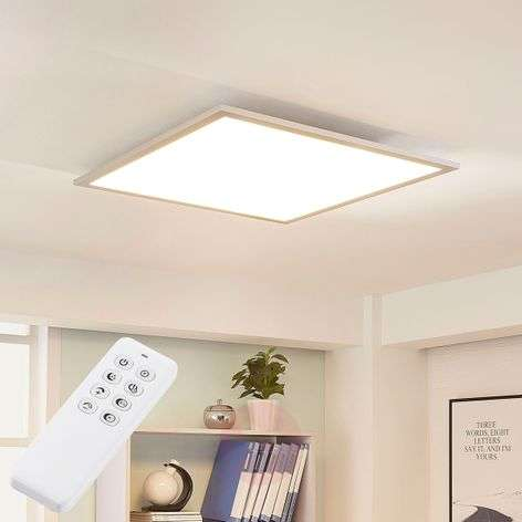 Dimmable LED panel Lysander, warm white daylight