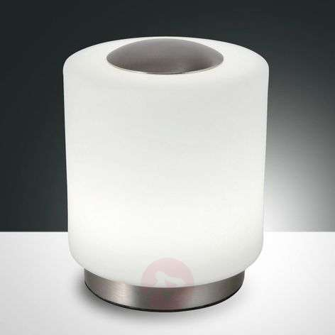 Dimmable Simi table lamp with touch function