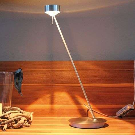 Dimmable table lamp PUK TABLE with dimmer switch