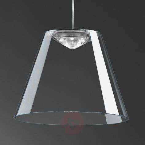 Dina - designer LED hanging light from Italy