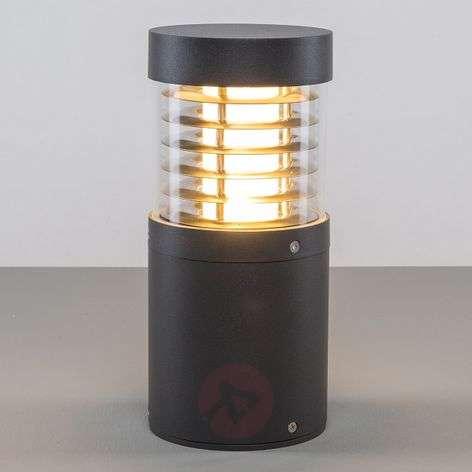 Dipped LED pillar light Lucius