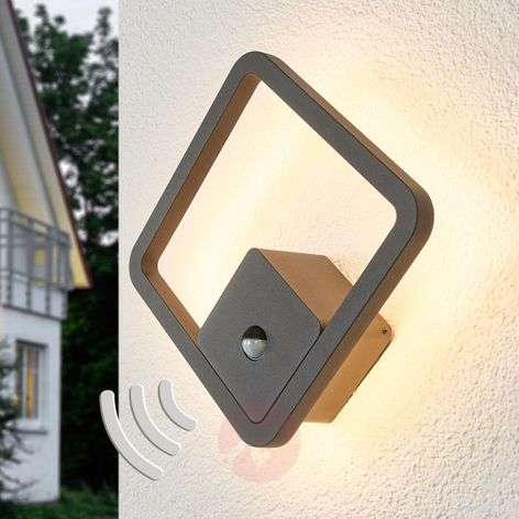 Donato - motion detector LED outdoor wall light