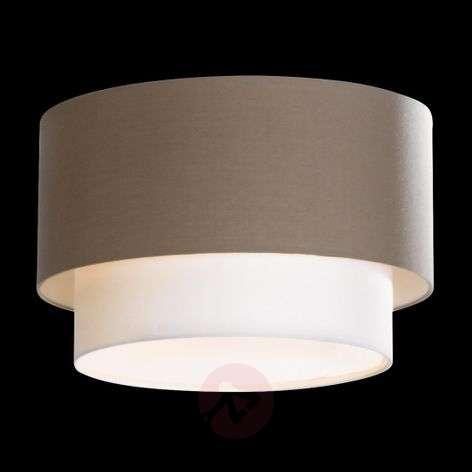 Doppio - an atmospheric ceiling light