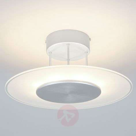 Dora - glass ceiling lamp with dimmable LEDs