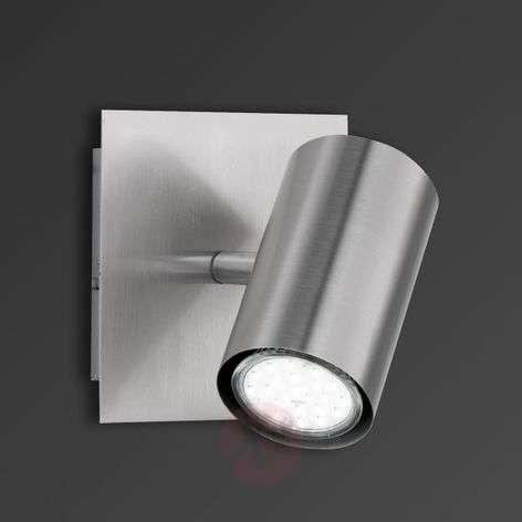 Dora wall spot. w/ adj. spotlight matt nickel-9005049-31