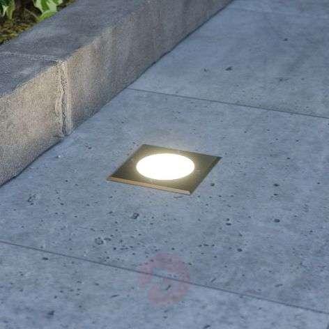 Doris - angular LED recessed floor light