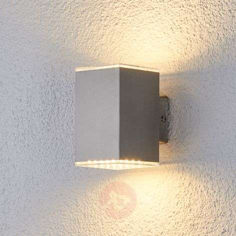 Double sided shining LED wall light Lydia