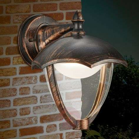 Downlight-LED outdoor wall lamp Gracht-9005320-31