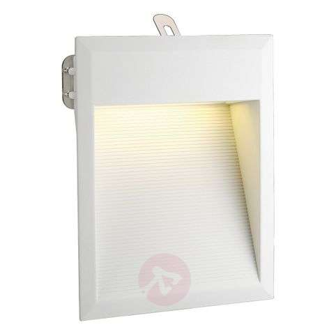 Downunder LED 27 Recessed Outdoor Lamp White WW