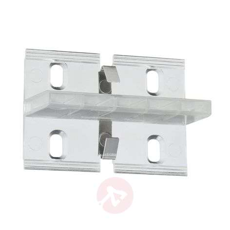 Duo Profile wall bracket for LED strip system