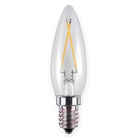 E14 2.2 W 926 LED filament candle bulb
