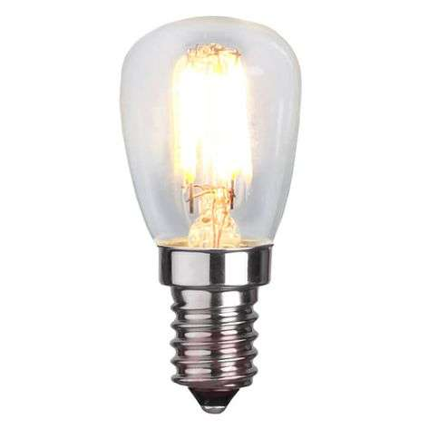 E14 2.8 W 827 LED bulb, dimmable